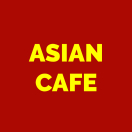 Asian Cafe Menu