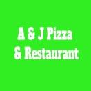 A & J Pizza & Restaurant Menu