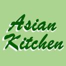 Asian Kitchen Menu