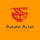 Autumn Asian Restaurant Menu