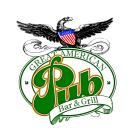 Great American Pub Paoli Menu