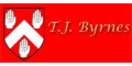 T.J. Byrnes Menu