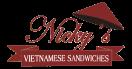 Nicky's Vietnamese Sandwiches Menu