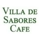 Villa de Sabores Cafe Menu