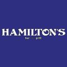 Hamilton's Bar & Grill Menu