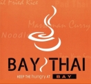 Bay Thai Menu
