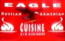Eagle Russian Armenian Cuisine Menu