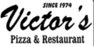 Victor's Pizza Menu