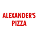 Alexander's Pizza Menu