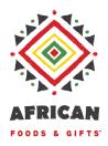 African Foods & Gifts Menu