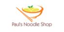 Paul's Noodle Shop Menu
