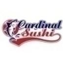 Cardinal Sushi Menu