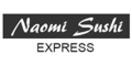 Naomi Sushi Express Menu