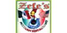 Zefe's Mexican Restaurant Menu