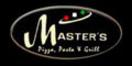 Master's Italian Restaurant Menu