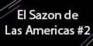 El Sazon de Las Americas #2 Menu