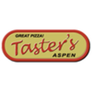 Taster's Pizza Menu