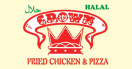 Crown Halal Chicken & Pizza Menu