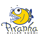 Piranha Killer Sushi Menu