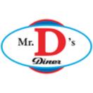 Mr. D's Diner Menu