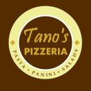 Tano's Pizzeria Menu