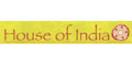 House of India Menu