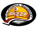 California Gourmet Pizza Menu