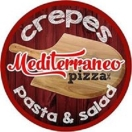 Mediterraneo Pizza Menu