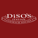 DiSO's Itallian Sandwich Society Menu