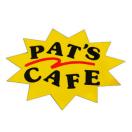 Pat's Cafe Menu