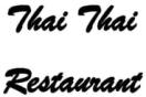 Thai Thai Restaurant Menu