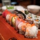 Anago Sushi Menu