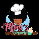 Mimi's Desserts Menu