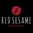 Red Sesame Menu