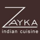 Zayka Indian Cuisine Menu