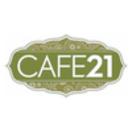 Cafe 21 Menu