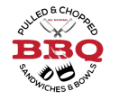 """Pulled & Chopped""  BBQ Sandwiches & Bowls Menu"