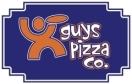 Guys Pizza Co. Menu