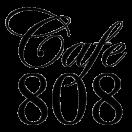 Cafe 808 Menu