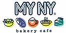 MY NY Bakery Cafe Menu