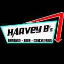 Harvey B's Menu