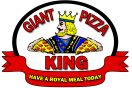 Giant Pizza King Menu