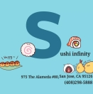 Sushi Infinity Menu