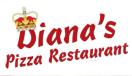Diana's Pizza Menu