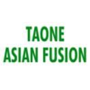 TaOne Asian Fusion Menu