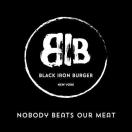 Black Iron Burger Menu