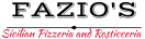 Fazio's Sicilian Pizzeria and Rosticceria Menu