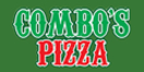 Combo's Pizza Menu