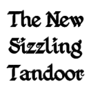 New Sizzling Tandoor Menu
