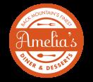 Amelia's Diner Menu